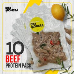 10 Beef Protein Pack